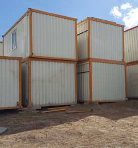ikinci el konteyner