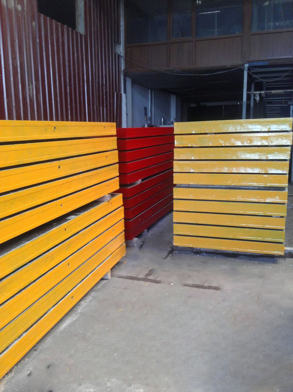 Heavy Panemax Panel Formwork System - New and 2  He